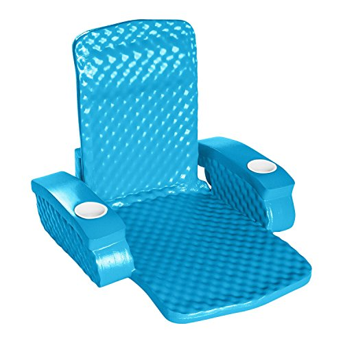 TRC Recreation Super -Soft Baja Folding Chair, Marina Blue by TRC Recreation (Image #1)