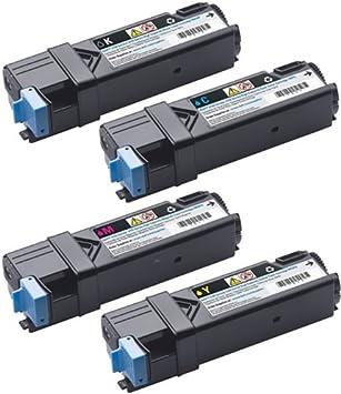 2//PK-3000 Page Yield JPCV5/_2PK SuppliesMAX Compatible Replacement for Dell 2150CDN//2150CN//2155CDN//2155CN Black Toner Cartridge