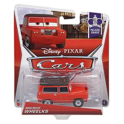 Disney Pixar Cars Maurice Wheelks Diecast Vehicle: Toys & Games
