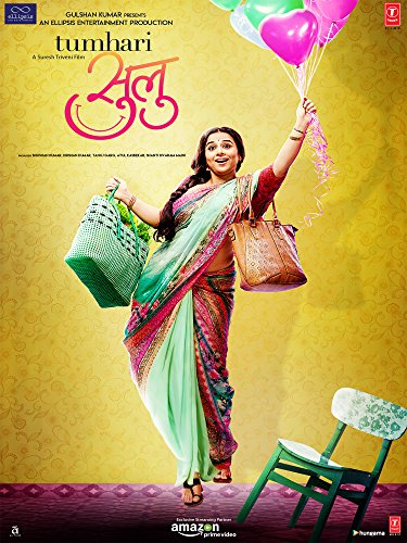 Tumhari Sulu (Best Comedies On Amazon Prime 2019)