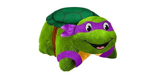 Amazon.com: Pillow Pets – Almohada de las Tortugas Ninja ...