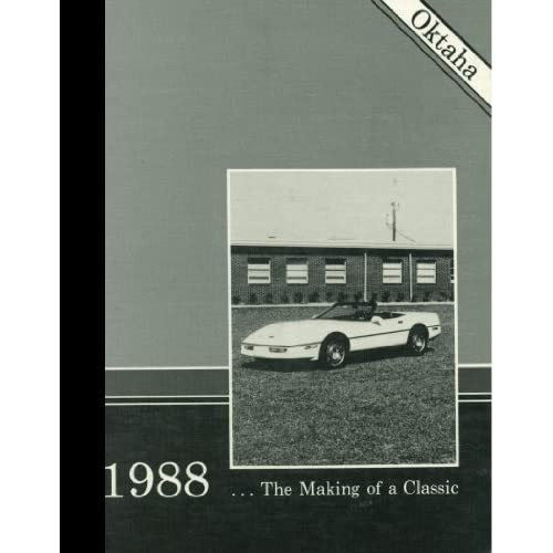 (Reprint) 1983 Yearbook: Oktaha High School, Oktaha, Oklahoma 1983 Yearbook Staff of Oktaha High School