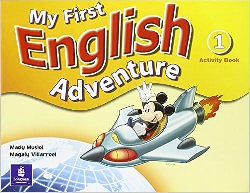 My First English Adventure 1