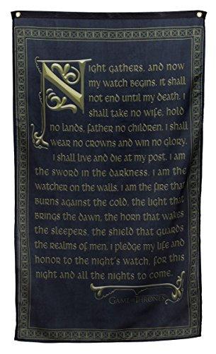 Best Game of Thrones Night's Watch Oath