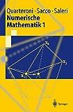 Numerische Mathematik 1 (Springer-Lehrbuch) (German Edition)
