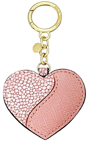 Price comparison product image MICHAEL Michael Kors Leather Heartbreaker Charm