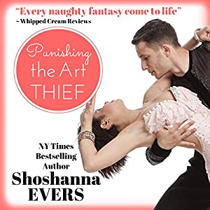 Punishing the Art Thief Audiobook