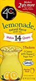 4C Totally Light Lemonade, 7ct