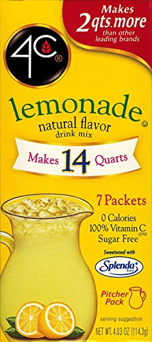 4C Totally Light Lemonade, 7ct by 4C