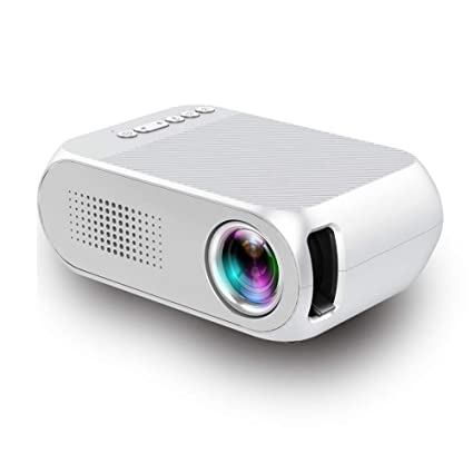 HD Home Cinema overhead video proyector LED miniatura proyector ...