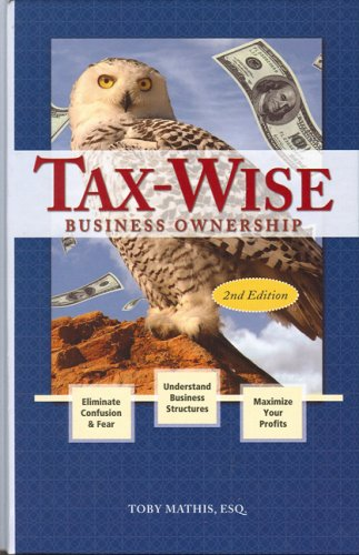 Best tax wise toby mathis