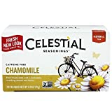 Product review for Celestial Seasonings Tea Herb Chamomile