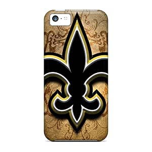 Durable Cases For The Iphone 5c Accept Customized Design - New Orleans Saints