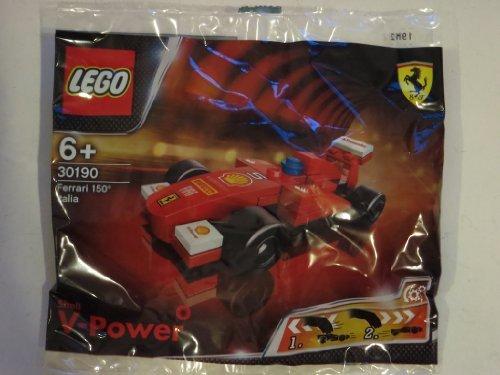 LEGO Ferrari Shell Promo 30190 Ferrari 150 Italia S Ferrari Shell Promo ()