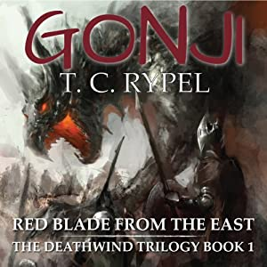 Red Blade from the East Audiobook