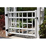 Windford Gate in White Finish