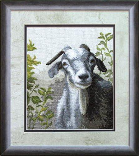 Cross Stitch Kit by Riolis 1891 Naughty Goat