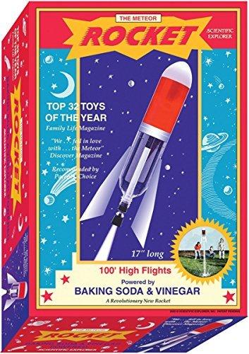 Scientific Explorers Meteor Rocket Kit- by POOF