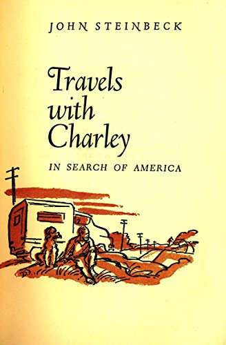 com travels charley in search of america ebook john travels charley in search of america by steinbeck john