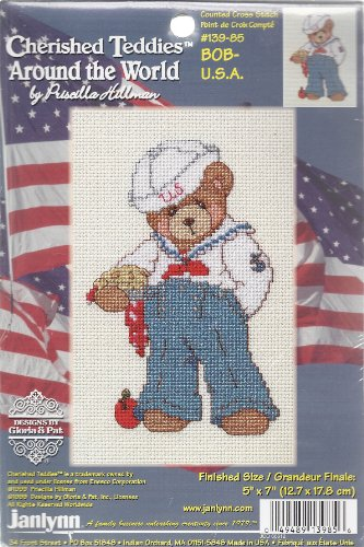 CHERISHED TEDDIES AROUND THE WORLD BY PRISCILLA HILLMAN  BOB