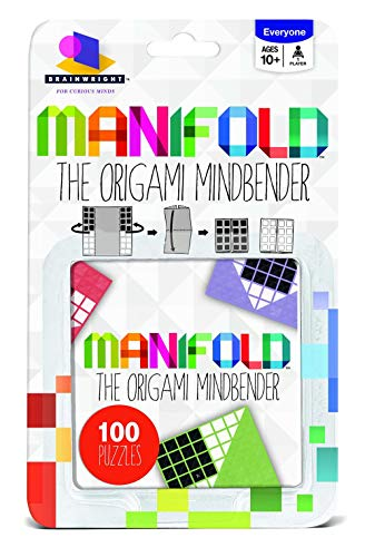 Brainwright Manifold, The Origami Mind Bender Puzzle -