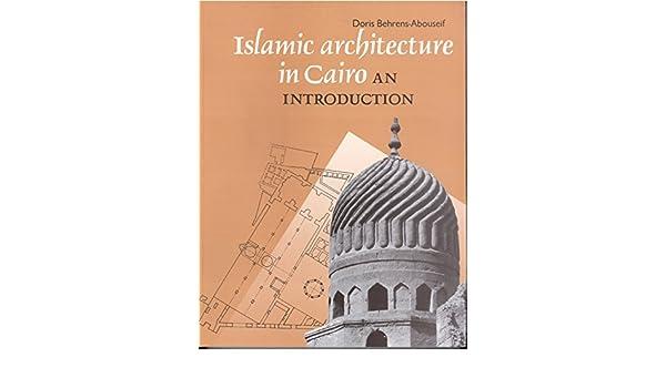Architecture in pdf islamic cairo