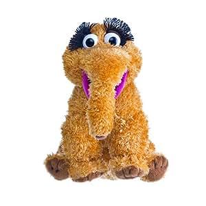 snuffleupagus stuffed animal