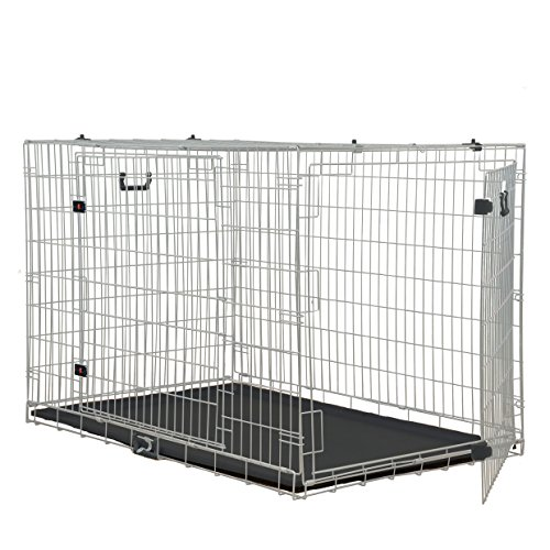Rosewood Pet Two-Door Dog Home (small 22'' x 17'' x 20''h) by Rosewood Pet