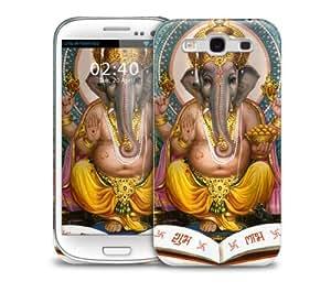 Hindu Elephant Samsung Galaxy S3 GS3 protective phone case by runtopwell