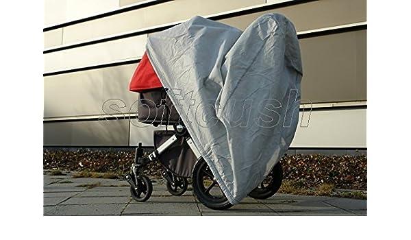 softcush protectora para cochecito Osann BeeBop Protector de lluvia cubierta impermeable: Amazon.es: Bebé