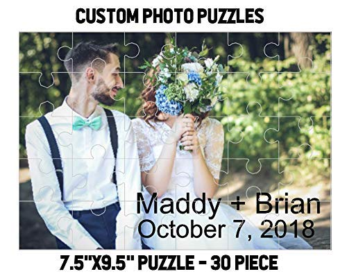 Custom DIY Photo, Image and Text Jigsaw 7.5