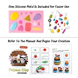 Polymer Clay, 60 Colors Shuttle Art 1.2 oz/Block