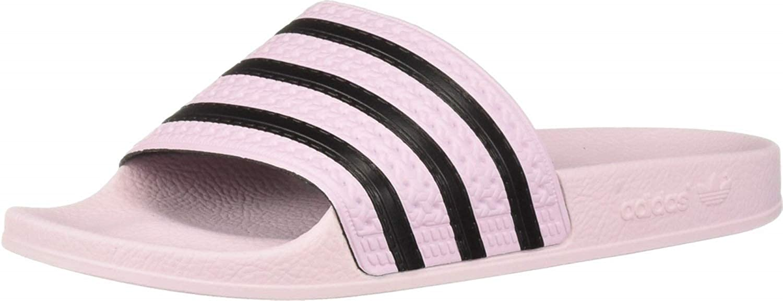 info for cb768 02ea4 Adidas Originals Men s Adilette Slide Sandal Red  Amazon.ca  Shoes    Handbags