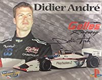 Didier Andre Hand Signed Autographed 8x10 Photo Indy Car COA