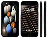 Rikki Knight Cell Phone Case for iPhone 7/8 - Solar System Planets Design