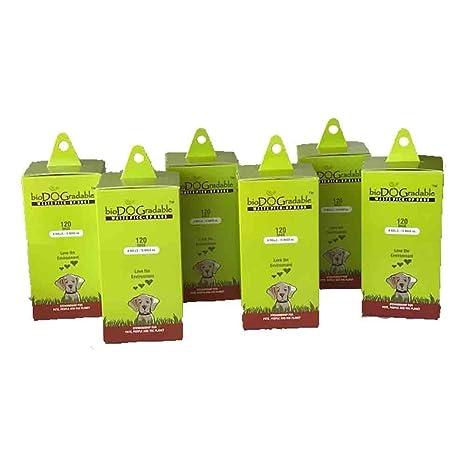 bioDOGradable - Bolsas de Basura para Perro, certificadas ...