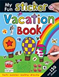 My Fun Sticker Vacation Book, Roger Priddy, 0312508484