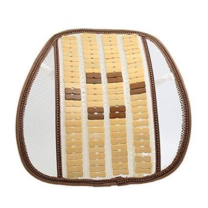 Amazon.com : eDealMax Beads Cintura Lumbar del masaje del ...