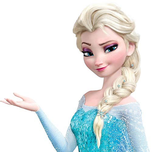 (Hiliss Cosplay Costume Wig Party Hair for Elsa (Light)