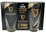 Guinness Embossed Gravity 2pk Pint Glass (Small Image)