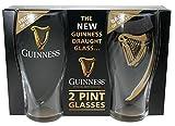 Guinness Embossed Gravity 2pk Pint Glass Deal (Small Image)