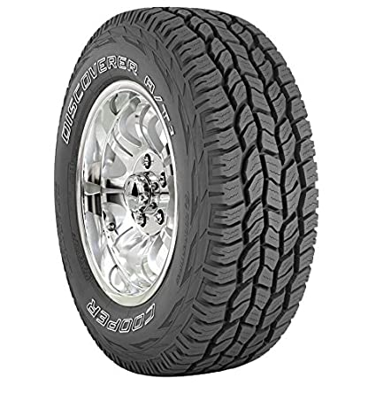 Amazon.com: Cooper Discoverer A/T3 Radial Tire - 285/70R17 121S E1: Cooper: Automotive