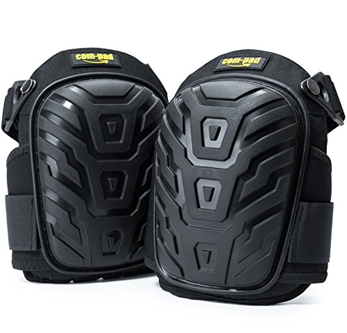 Superior Gel Knee Pads For Work - Foam Padding Gardening/Construction Knee Pads - Extremly Comfortable Kneepads To Save Your Knees by COM-PAD (Image #6)