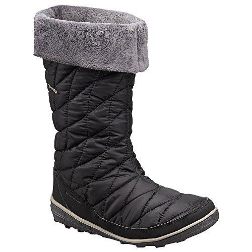 Columbia Heavenly Omni-Heat Slip Boot Womens Black/Kettle cheap sale shopping online cheap top quality f4zR2