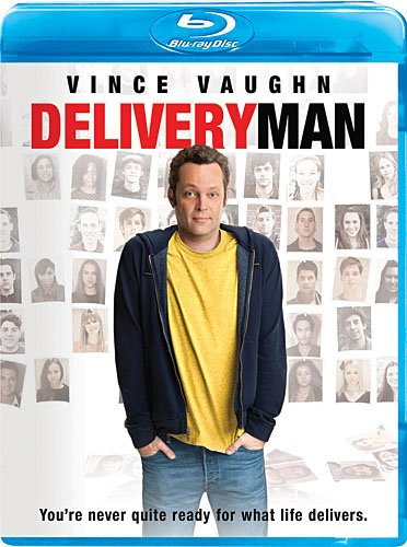 Blu-ray : Delivery Man (Digital Theater System, Dolby, , AC-3)