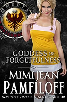 GODDESS OF FORGETFULNESS (Immortal Matchmakers, Inc. Series Book 4) by [Pamfiloff, Mimi Jean]
