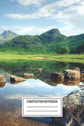 Halloween Lake District (Notebook: Blea Tarn In July , Journal for Writing, Size 6