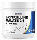 Cheap Nutricost L-Citrulline Malate 2:1 (600 Grams) (Blue Raspberry)