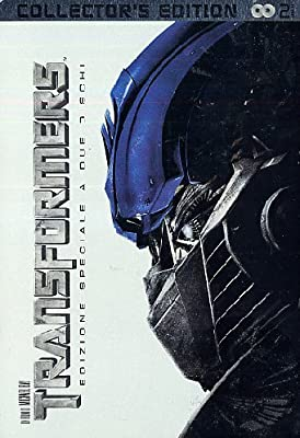 Transformers - Il Film (Steel Book) (2 Dvd)