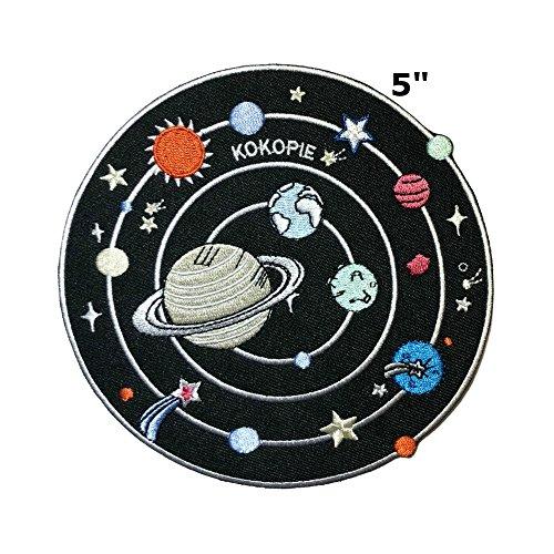 Solar System Stars Universe 5